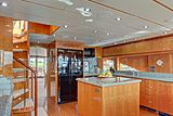 Heartbeat yacht kitchen