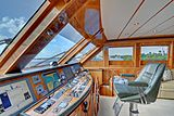 Heartbeat yacht wheelhouse
