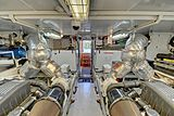 Heartbeat yacht engine room
