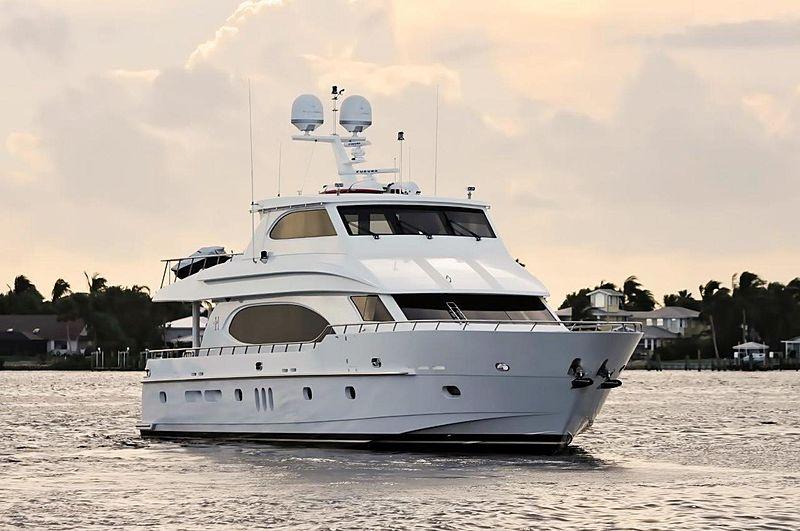 HEARTBEAT yacht Hargrave