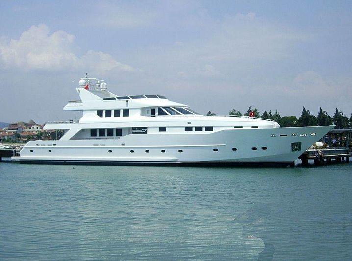 LIMITLESS yacht Ürkmezler Yachts