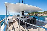 Saspa yacht deck