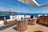 Farfallina Yacht Stefano Righini Design