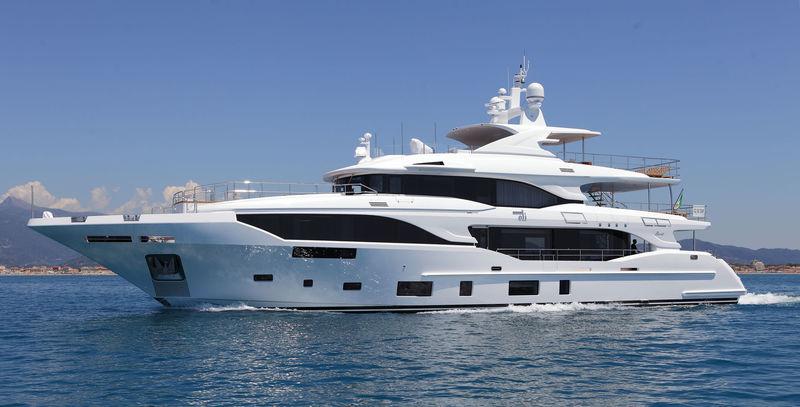 OLI yacht Benetti