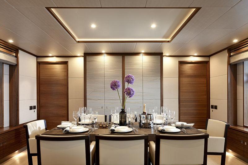 Bijoux dining room