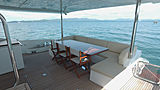 OKS yacht deck