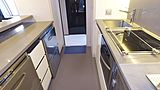 OKS yacht kitchen