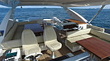 OKS yacht bridge deck