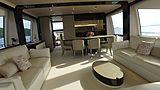 OKS yacht saloon