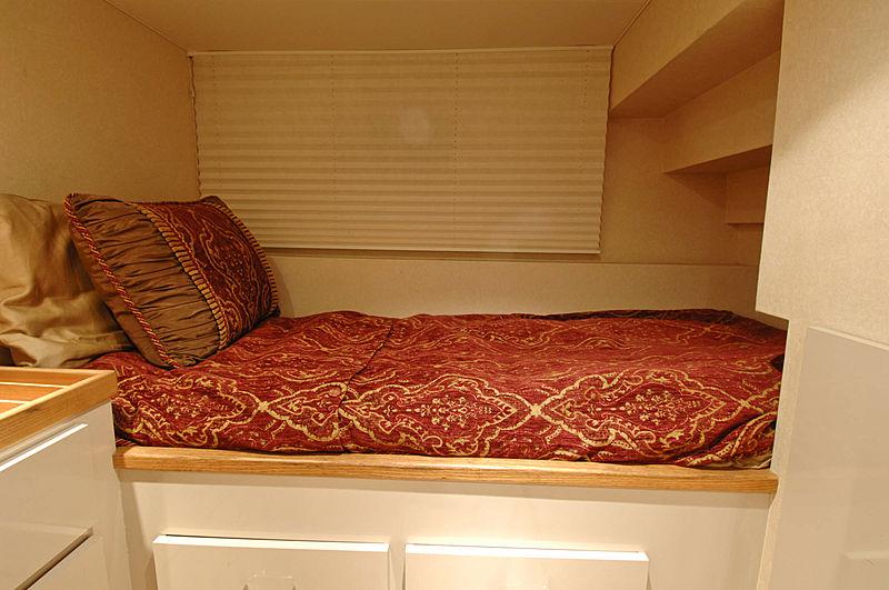 Lady O yacht single cabin