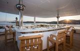 Coral Ocean upper deck bar