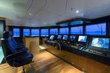 Coral Ocean wheelhouse