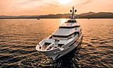 Amore Vero yacht in Saint-Tropez