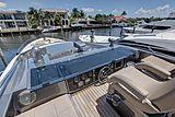 Milagro's yacht bridge
