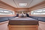 Milagro's yacht vip cabin