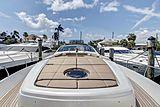 Milagro's yacht sun deck