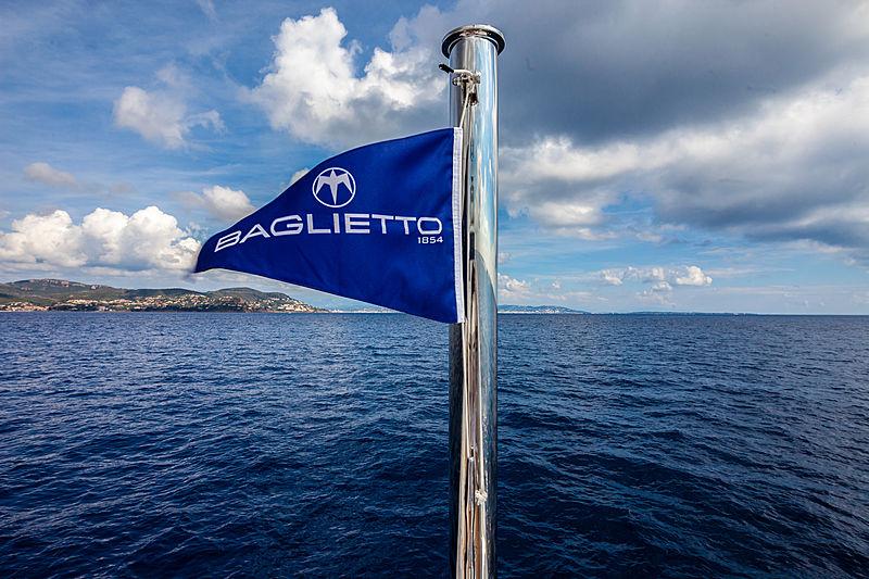 Baglietto flag