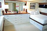 Aurore yacht twin cabin