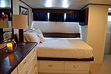 Aurore yacht cabin