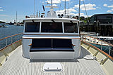 Aurore yacht fore deck