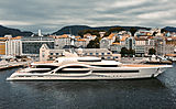 Anna yacht by Feadship in Bergen, Norway