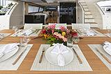 La Pace yacht lifestyle