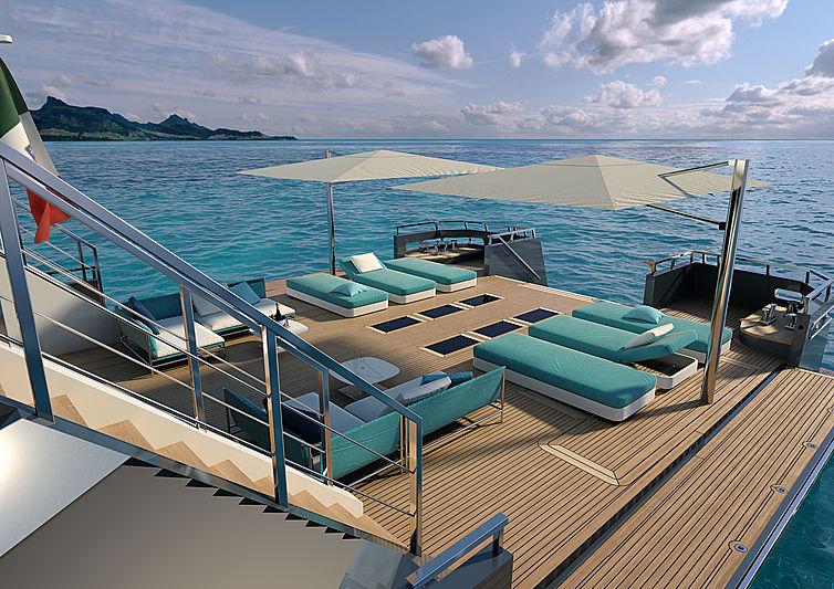 Aurelia 29 yacht rendering
