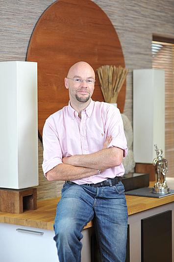 Designer Mark Berryman