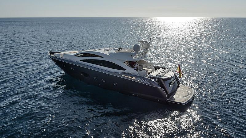 ALVIUM yacht Sunseeker