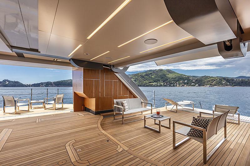Chorusline yacht beach club