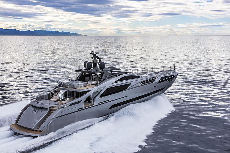 Chorusline yacht