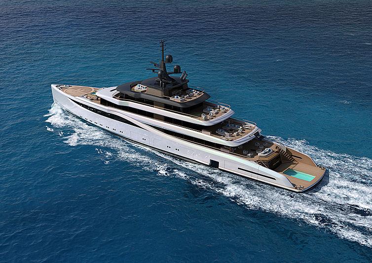 Nauta 78 Slipstream design project