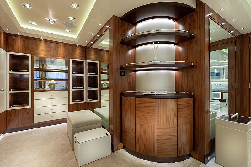 Honor yacht stateroom