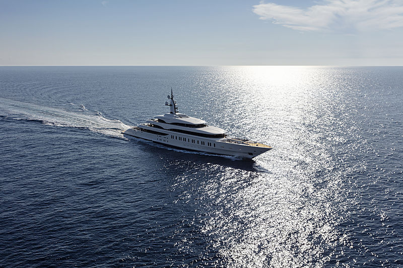 Benetti yacht IJE by Benetti