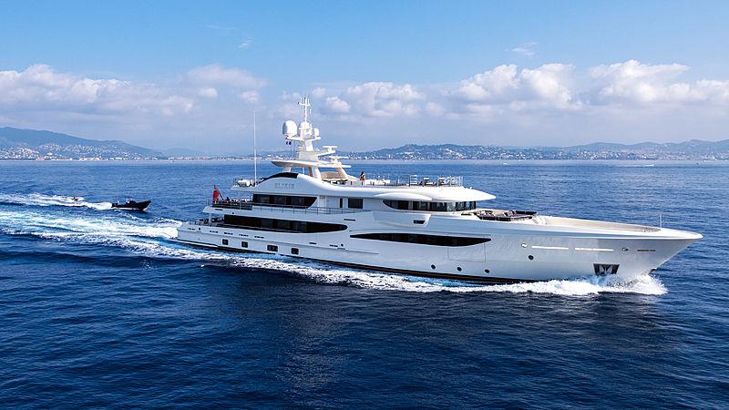 ELIXIR yacht Amels