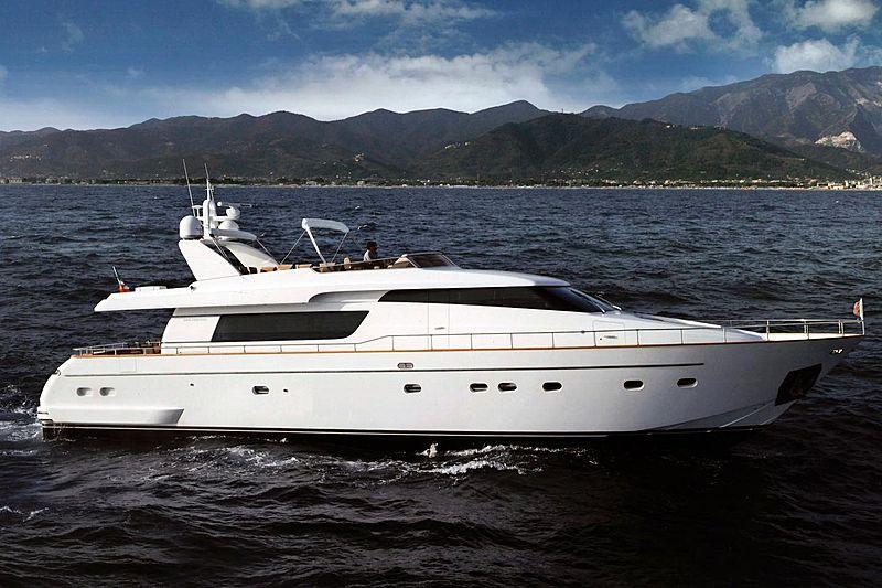 PIOPPI yacht Sanlorenzo
