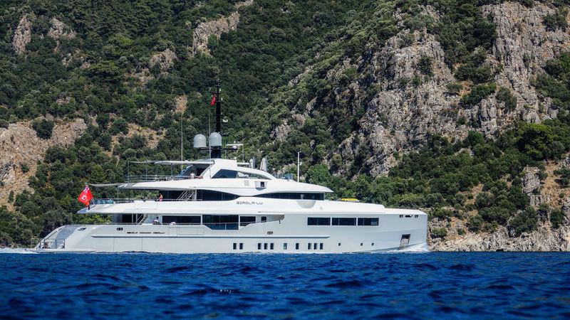 GIAOLA-LU yacht Bilgin Yachts