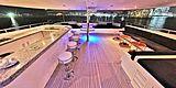 Moonlight yacht sundeck