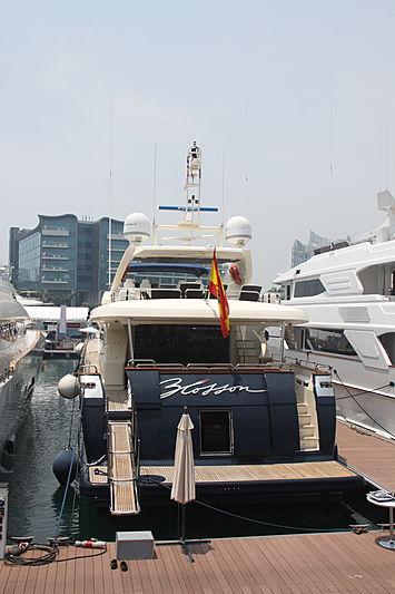 BLOSSON yacht Astondoa