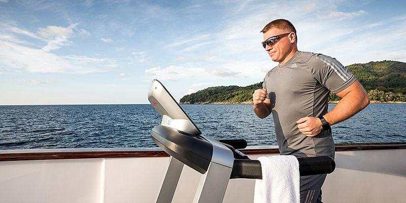 Northern Sun yacht lifestyle