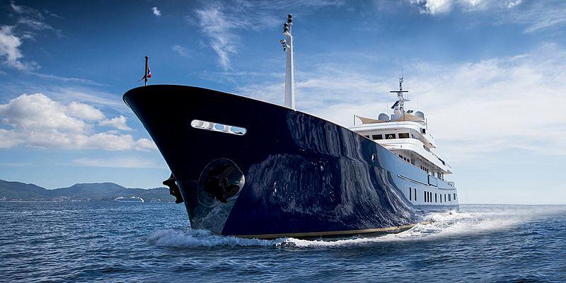 Northern Sun yacht cruising