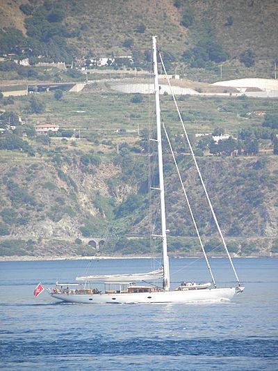 EUGENIA VII yacht Turquoise