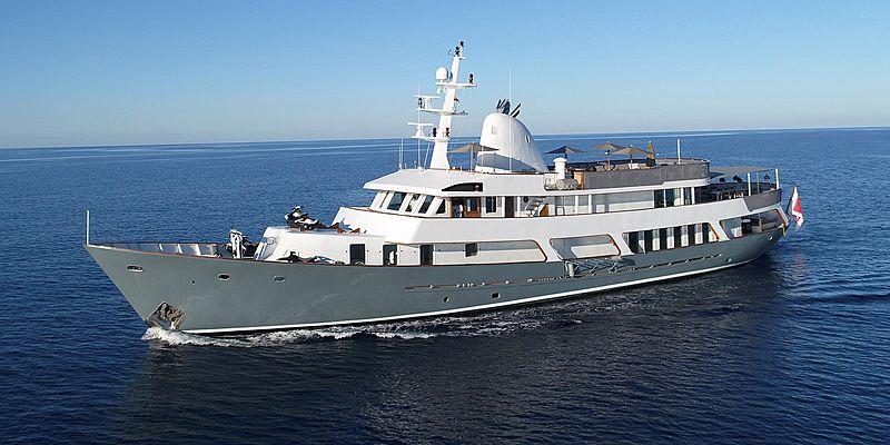 Menorca yacht cruising