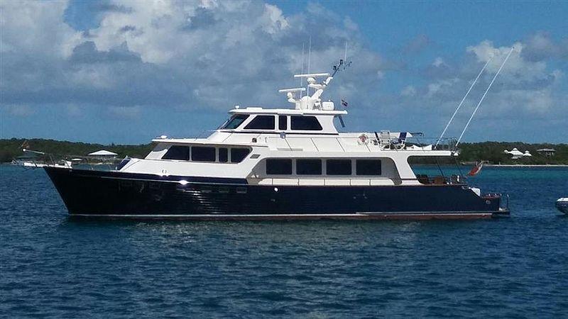 BYE-LUV YA-SEA YA yacht Marlow