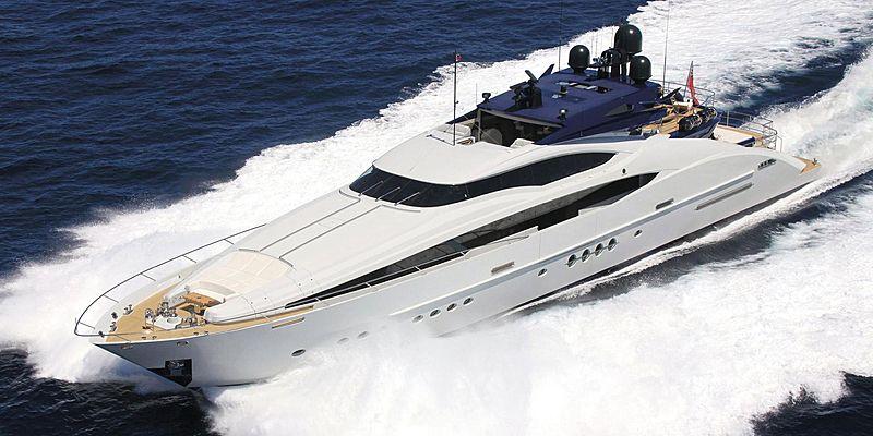 SIREN yacht Palmer Johnson