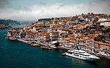 Hermitage yacht in Porto, Portugal