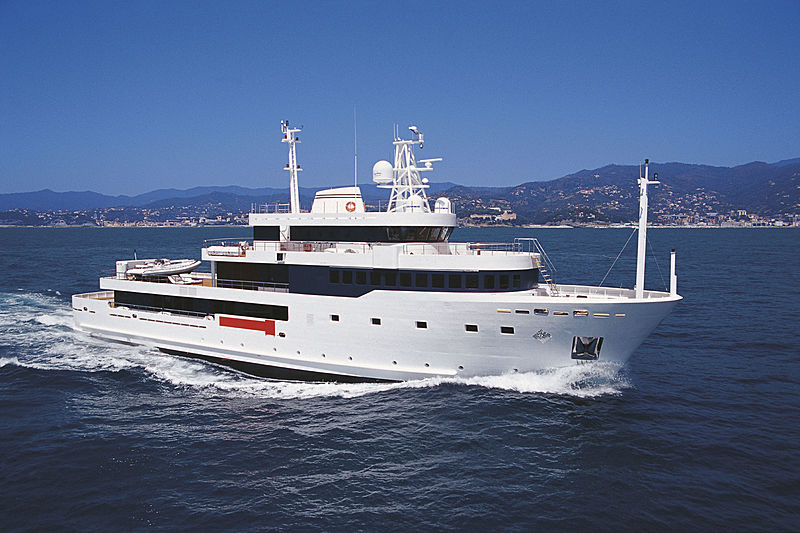 TRIBU yacht Mondomarine