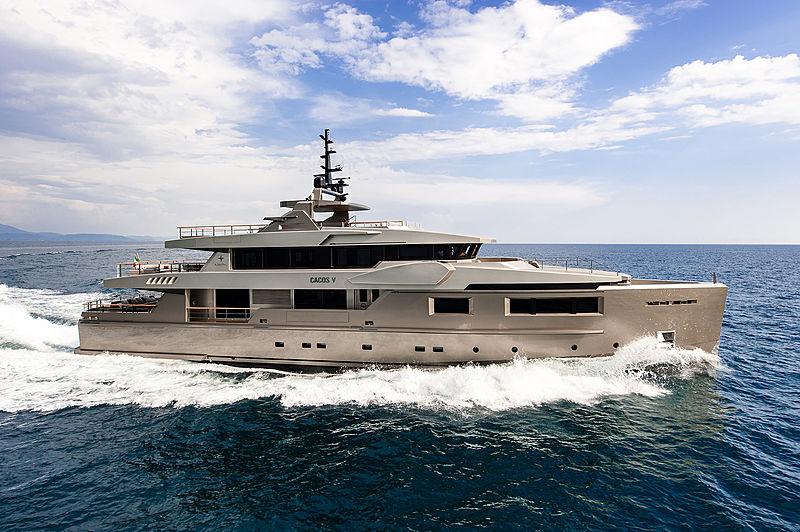 GIRAUD yacht Admiral