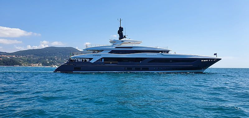 Severinos yacht profile