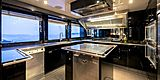 Bliss yacht galley
